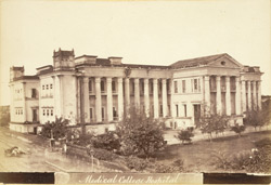 Medical College Hospital, [Calcutta]